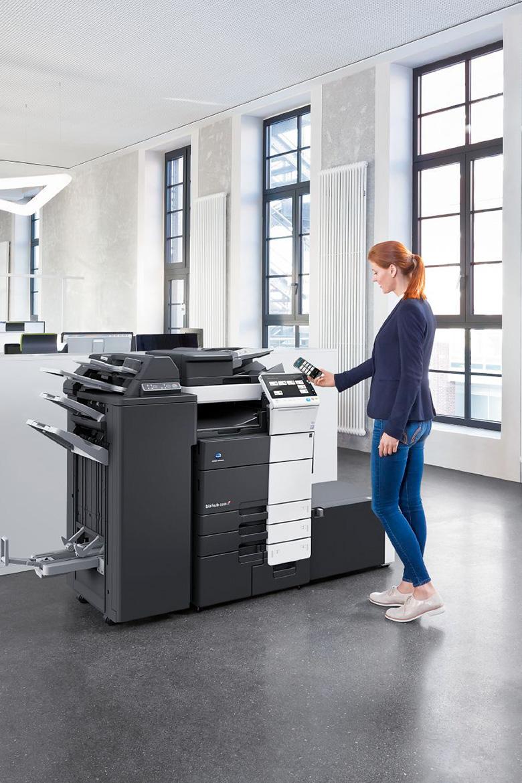 equipos de oficina impresion digital