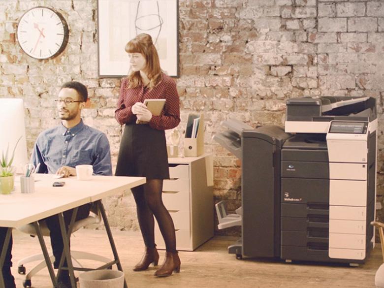 Impresora multifuncional para empresa